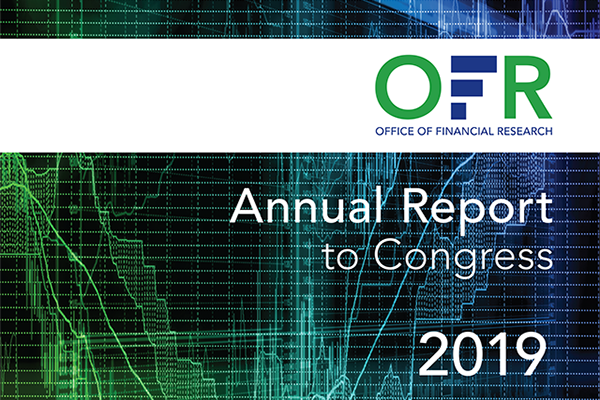 Cover of ofr 2019 annual report
