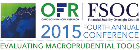 Logo of the OFR and FSOC conference held on January 30, 2015