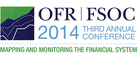 Logo of the OFR and FSOC conference held on January 23, 2014