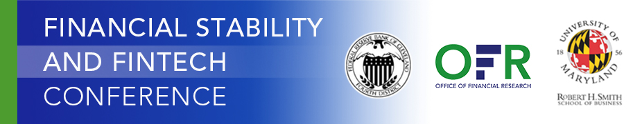 Logo of the 2017 Financial Stability Conference – Financial Stability and FinTech