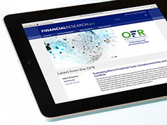 Office of Financial Research Launches New Website